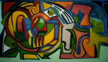 30x60 cm ©2012 by Frederique Manley