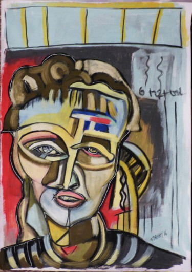 29.7x42 cm © by frederique manley