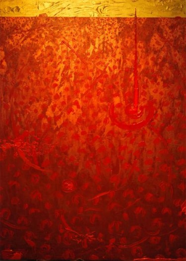 48x36 in ©2009 by Marcial