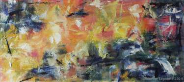17.9x40x1.2 in ©2014 by Maryse Lapointe