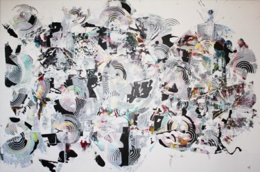 45.3x61.4x2.4 in ©2014 by Marie-Martine
