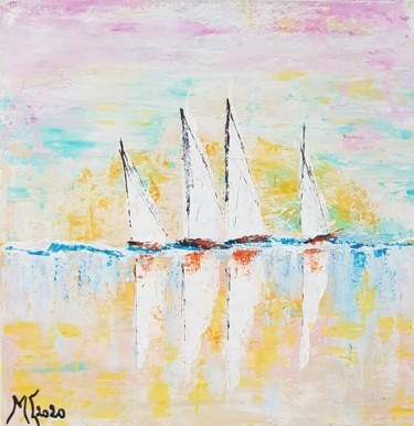 11.8x11.8x1.2 in ©2020 by Marie line Capy (Maria luisa)