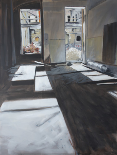 45,7x35x1 in ©2020 par Marie Odile Ginies