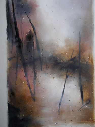 45.7x35 in © by Martine Moreau