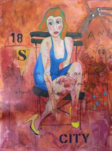 45.7x35x1.2 in ©2018 by Martine Flory