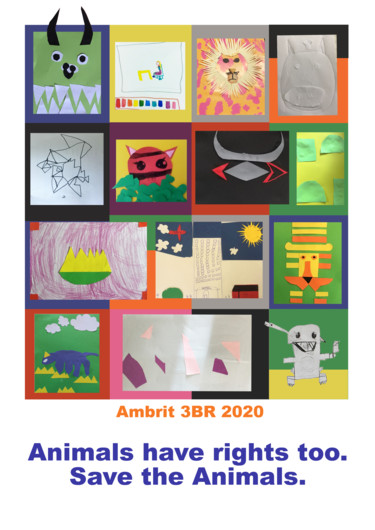 ©2020 by Third Grade Artists Of Ambrit