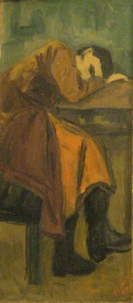 48x30x1 in ©1954 by Mary Ellen Rosenbluth-Mendes