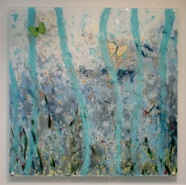 80x80 cm ©2011 by Mary LARSSON