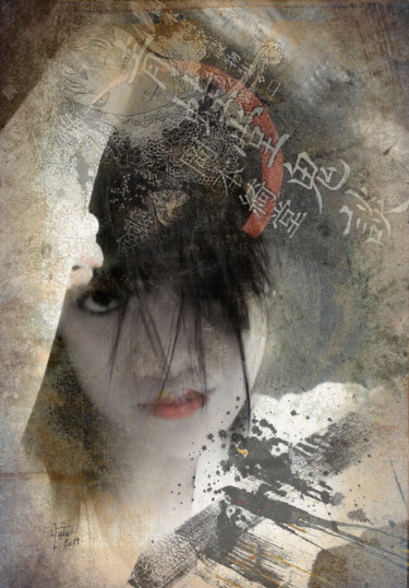 """Photography titled """"RED SOYOU"""" by Mata, Original Art, Photos"""
