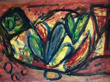 9.8x13.8 in ©2010 by Max-Denis Deperrois