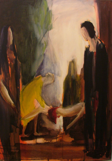 39.4x27.6x1.2 in ©2002 by ressam