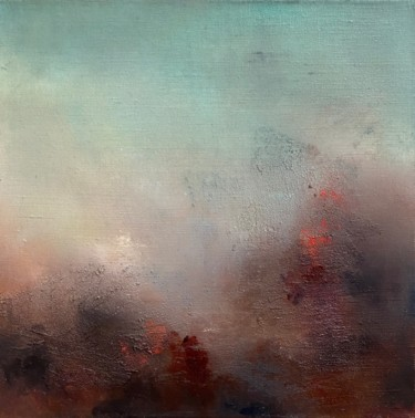 Abstract Painting, oil, abstract, artwork by Elena Troyanskaya