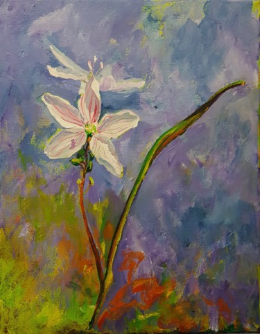 """Painting titled """"Spring Beauty"""" by Melissa Pierson, Original Art, Acrylic"""