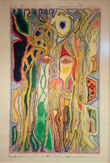 26.8x18.9x0.4 in ©1993 by M. Fayos