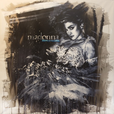 """Painting titled """"Untitled (Madonna L…"""" by Michael Andrew Law, Original Art, Acrylic"""