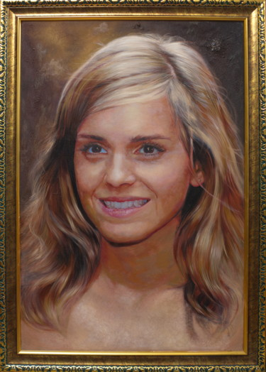 """Painting titled """"Emma Charlotte Duer…"""" by Michael Andrew Law, Original Art, Oil"""