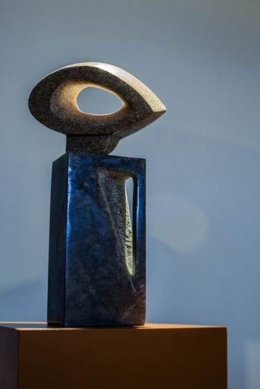 Sculpture, stone, abstract, artwork by Michael Levchenko