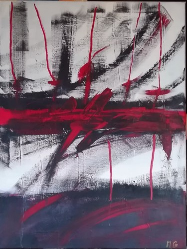 60x80x2 cm ©2013 by MICHELE GUILLOT