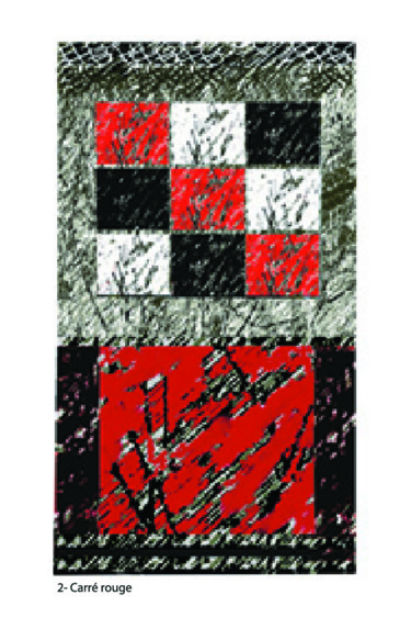 12x5x0.1 cm ©2012 by Micheline Couture