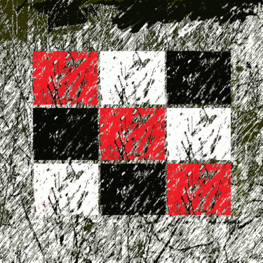 16x16x0.1 cm ©2012 by Micheline Couture