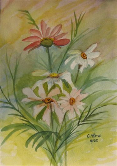 Painting, artwork by Carol Hare