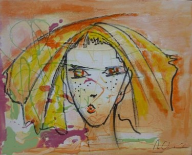 9.5x11.8 in ©2010 by Mireille GRATIER DE SAINT LOUIS
