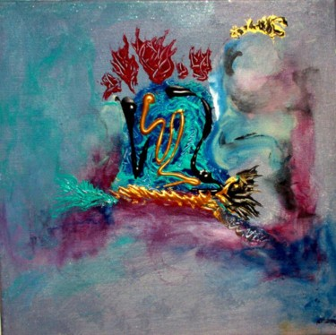 15.8x15.8 in ©2006 by Miroir Des Emotions Atelier D'Expression  Issoudu