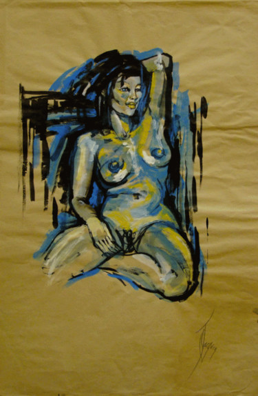 39.4x29.5 in ©2012 by Monica Jacquin