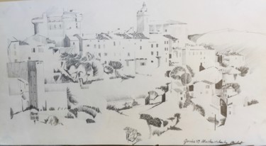 9.8x18.5 in ©1959 by Michel Moskovtchenko