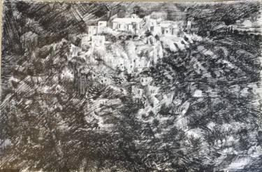 12.8x19.6 in ©1961 by Michel Moskovtchenko