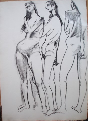 22.1x15.8 in ©1994 by Michel Moskovtchenko