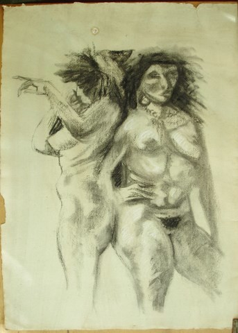 22.1x15.8 in ©1995 by Michel Moskovtchenko