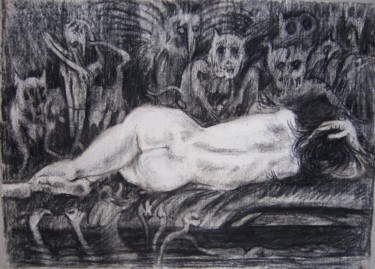 15.8x22.1 in ©1981 by Michel Moskovtchenko