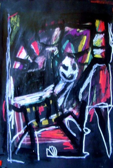 27.6x19.7 in ©2007 by Salim Mouline