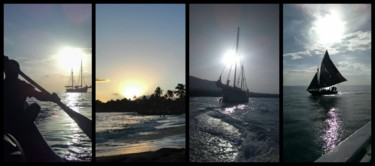 """Photography titled """"Carribbean style"""" by Moÿja, Original Art,"""