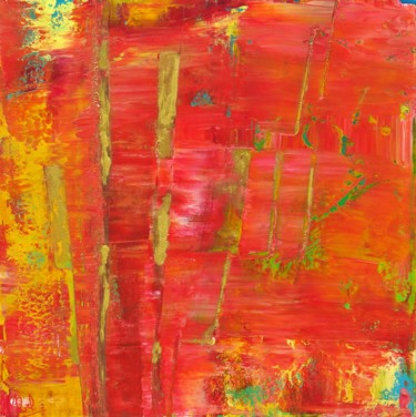 """Painting titled """"ART47"""" by Muriel Riedel, Original Art, Acrylic"""