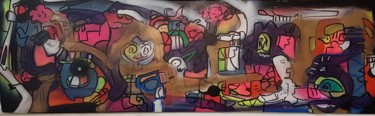 11.8x39.4 in ©2017 by Deumie