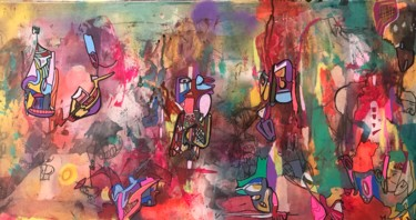 15.8x31.5x1.6 in ©2019 by Deumie