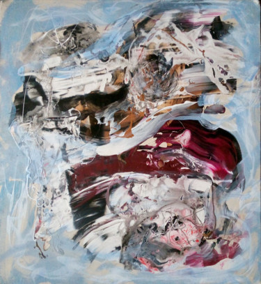 Painting, acrylic, abstract, artwork by Dmitri Matkovsky