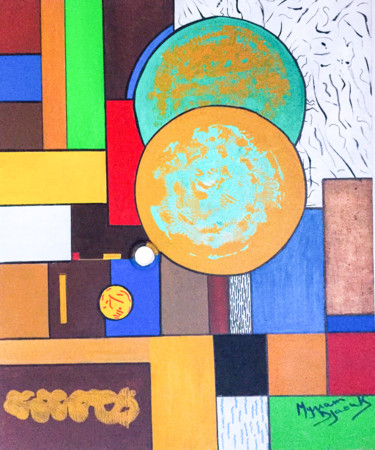 23.6x19.7x0.6 in ©2012 by Myriam D