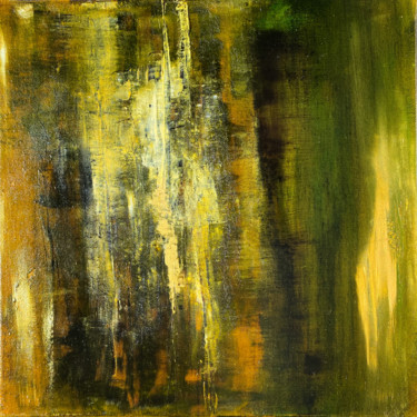 Painting, oil, abstract, artwork by Nadia Barbotin