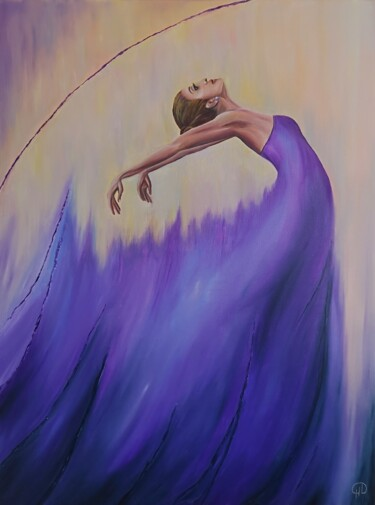 """Painting titled """"Creativity, Picture…"""" by Natalie Demina, Original Art, Oil Mounted on Stretcher frame"""