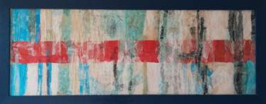 16.9x42.5x0.6 in ©2013 by Nathalie Le Hesran