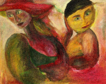 23.6x31.5 in ©2002 by Straseele