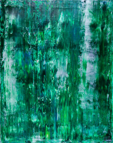 """Painting titled """"Isolated forest (Wi…"""" by Nestor Toro, Original Art, Acrylic"""