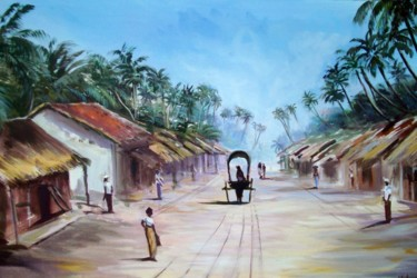 36x48x1.5 in ©2018 by Nilantha Vidanarachchi