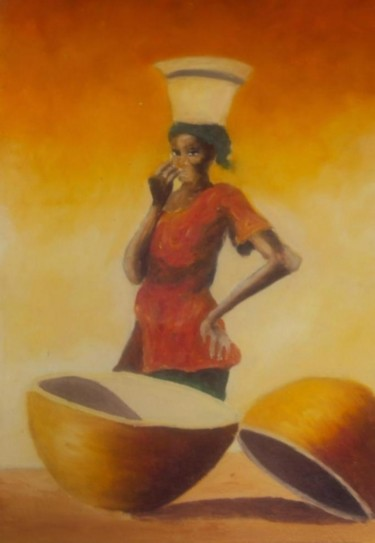 18.1x13 in ©2010 by Noufou Kabore