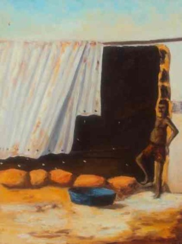 25.6x19.7 in ©2010 by Noufou Kabore