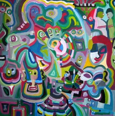 90x90 cm ©2013 by Olivier Dumont