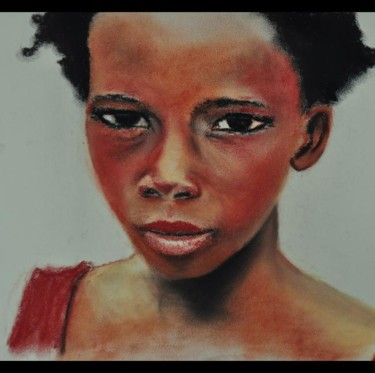 9.5x12.6 in ©2013 by Olayinka Taylor-Lewis